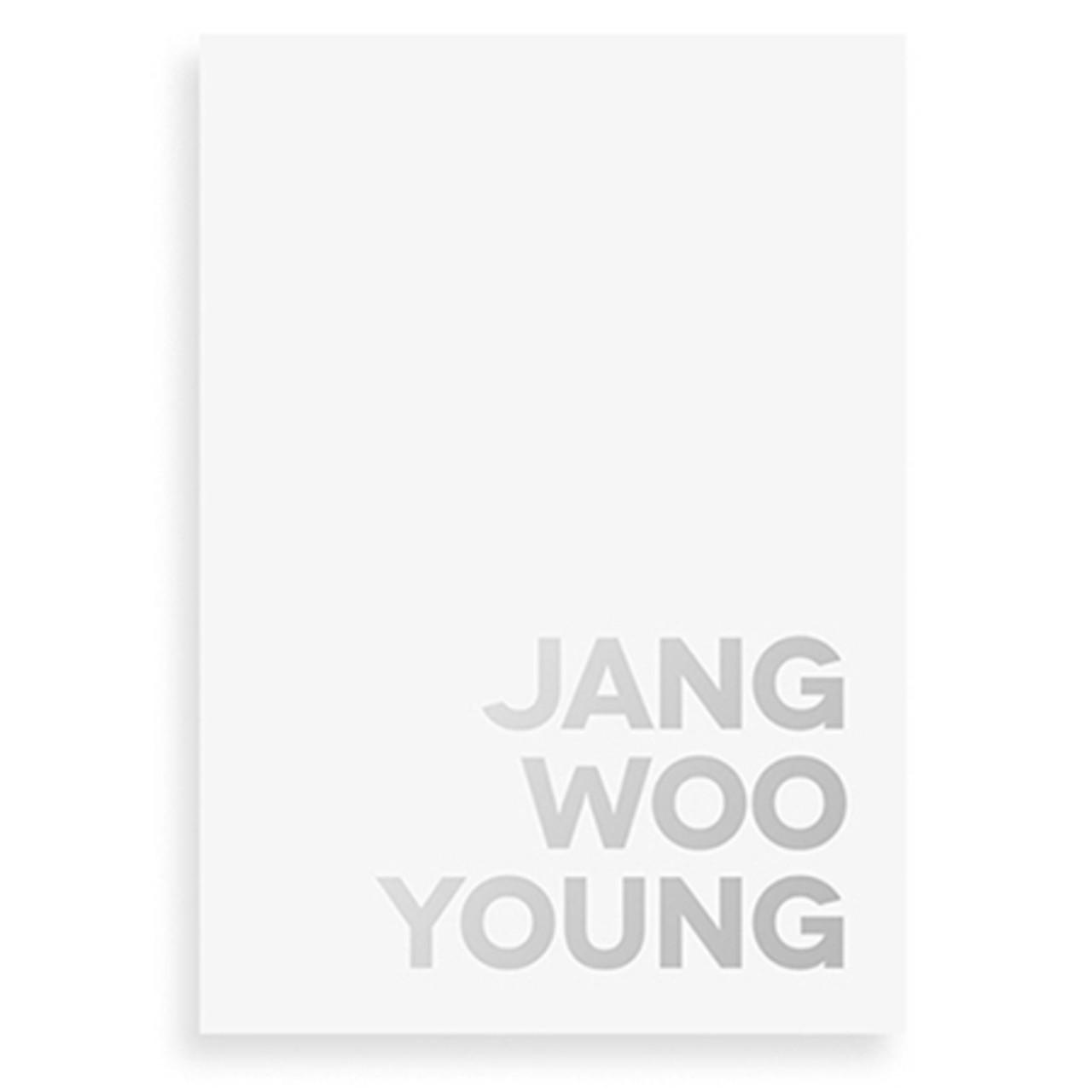 JANG WOO YOUNG - 2nd Mini [BREAK UP] MAKING BOOK