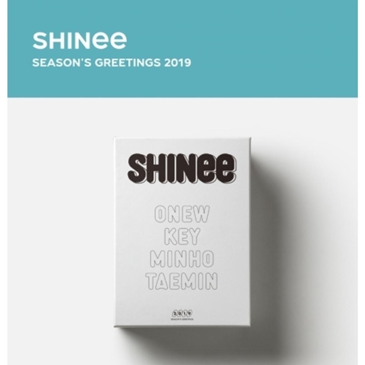 SHINee - 2019 SEASONS GREETINGS