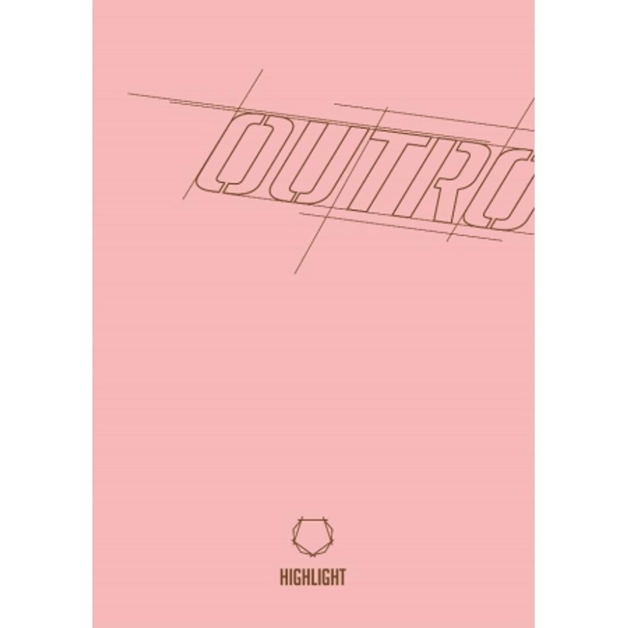 Highlight - [OUTRO] (A Ver.) + Poster