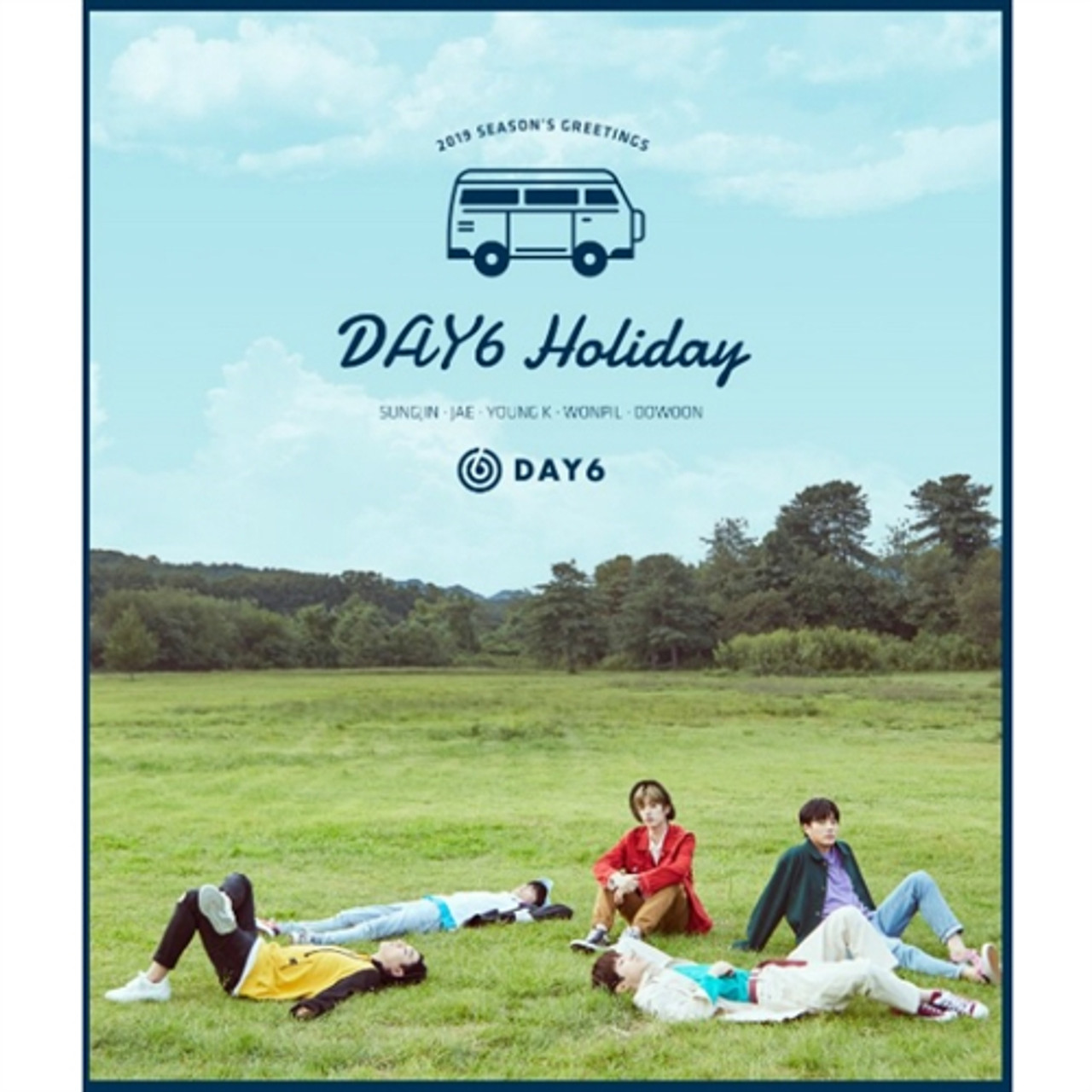 DAY6 - 2019 SEASON GREETINGS