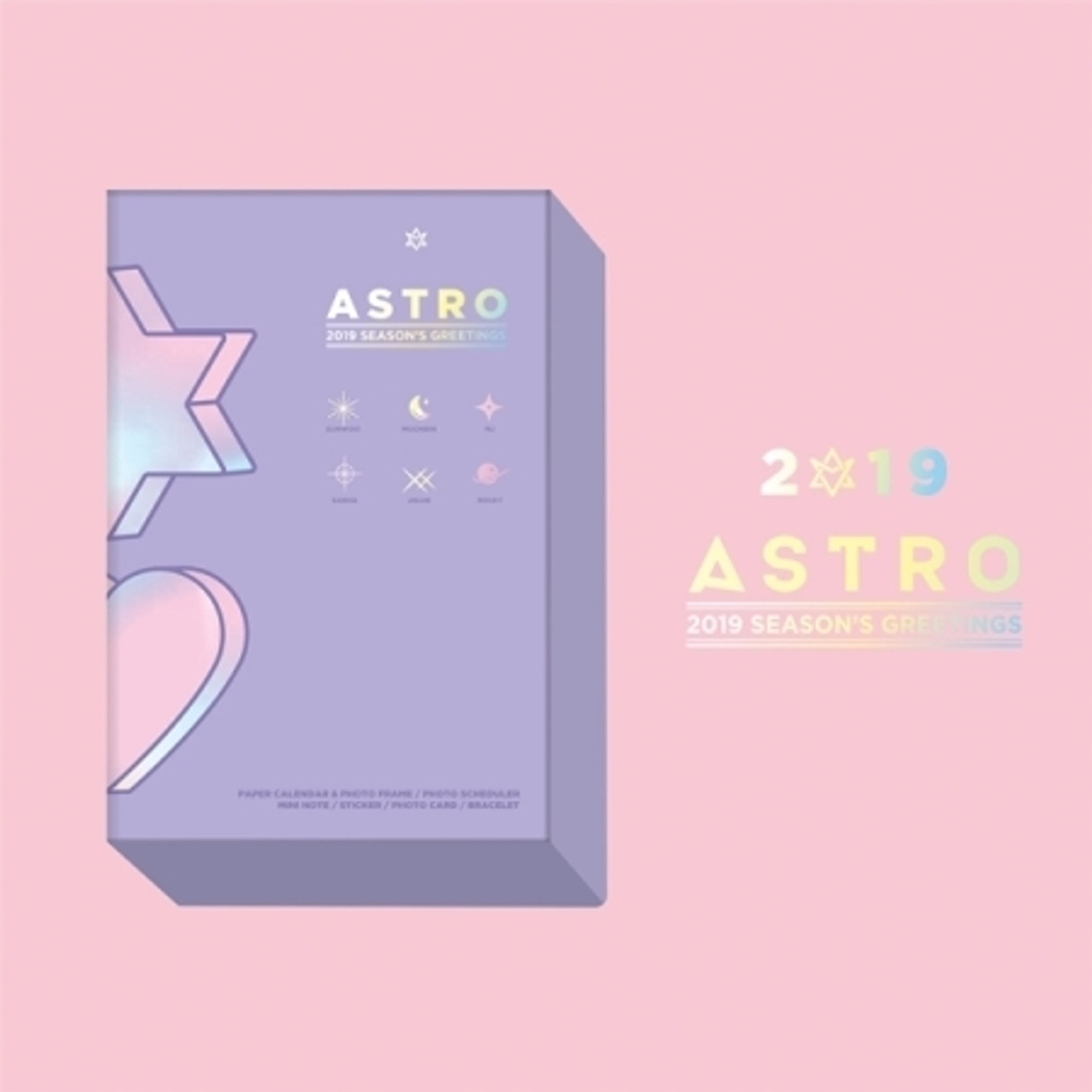ASTRO - 2019 SEASONS GREETINGS [SUNNY DAY Ver.]poster