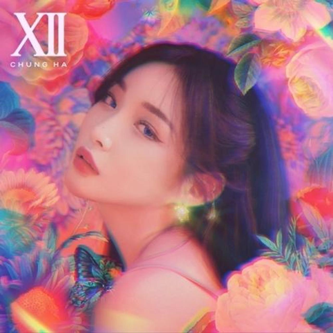 CHUNGHA -   2nd Single Album (Limited)