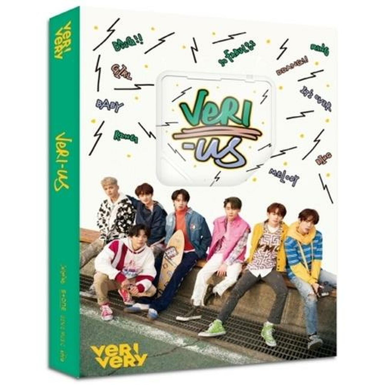 VERIVERY - 1st Mini [VERI-US]  (KIHNO)