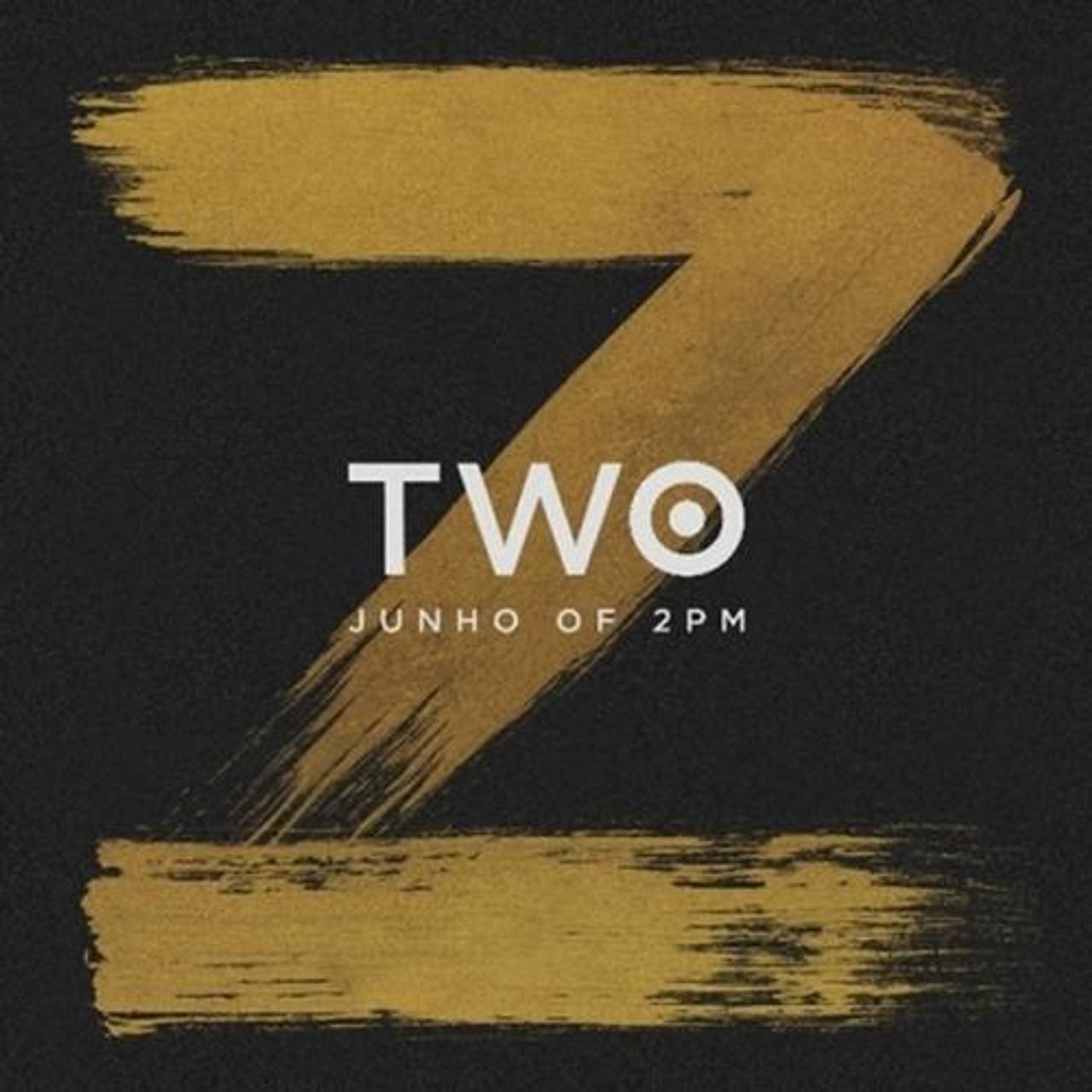 2PM JUNHO - [TWO] + Poster (1CD, 1DVD)