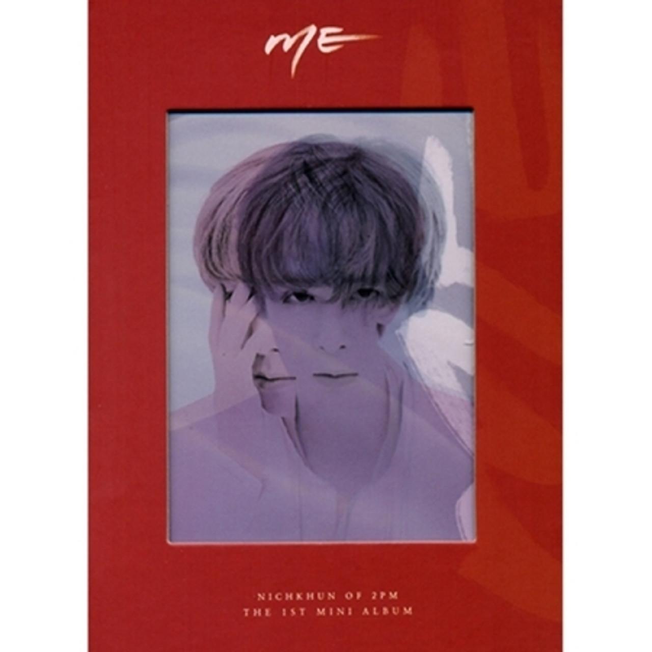 Nich Khun - 1st Mini [ME] + Poster