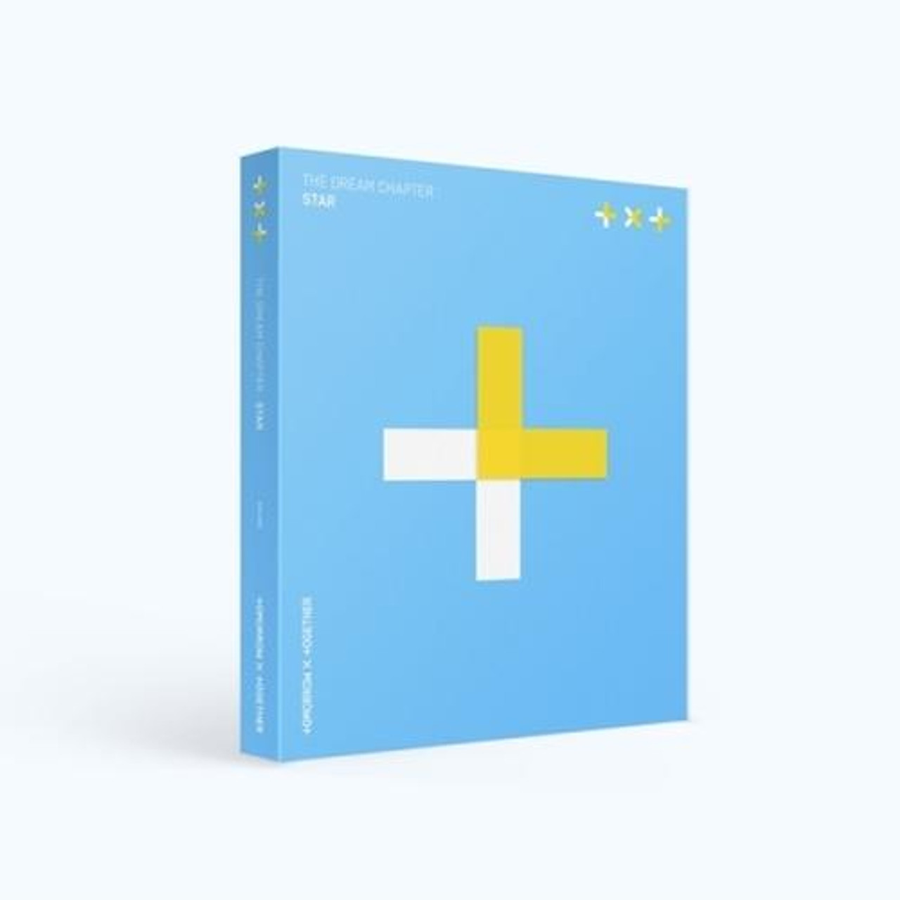 TXT(TOMORROW X TOGETHER) - [THE DREAM CHAPTER: STAR]