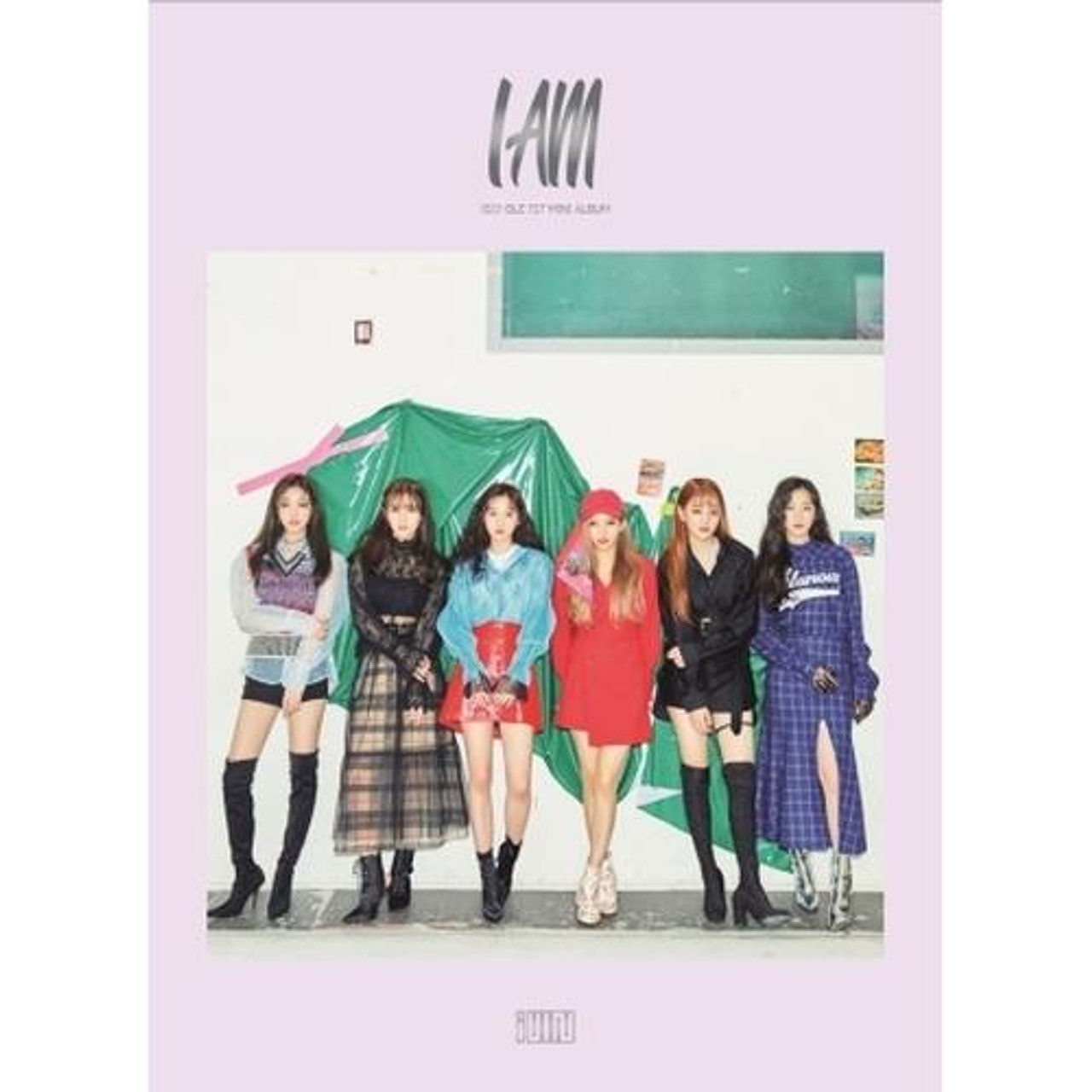 (G)I-DLE - 1st Mini [I am]