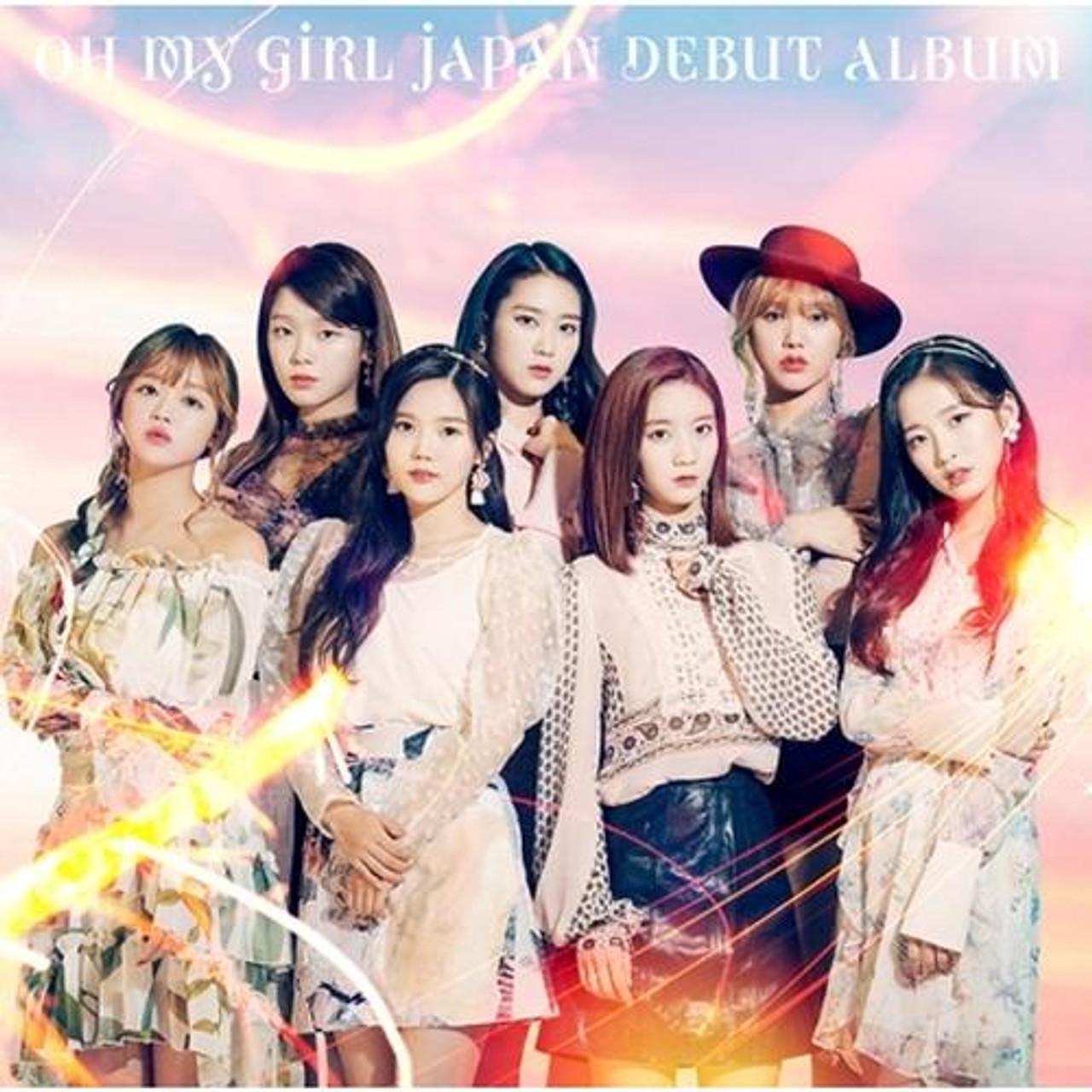 OH MY GIRL - JAPAN DEBUT ALBUM