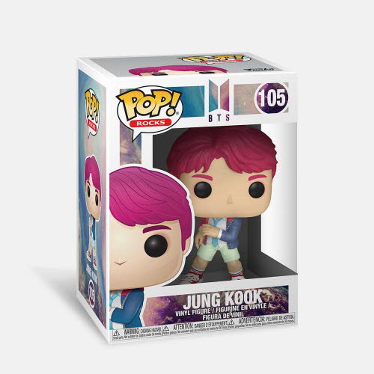 BTS Funko Pop Vinyl Jung Kook