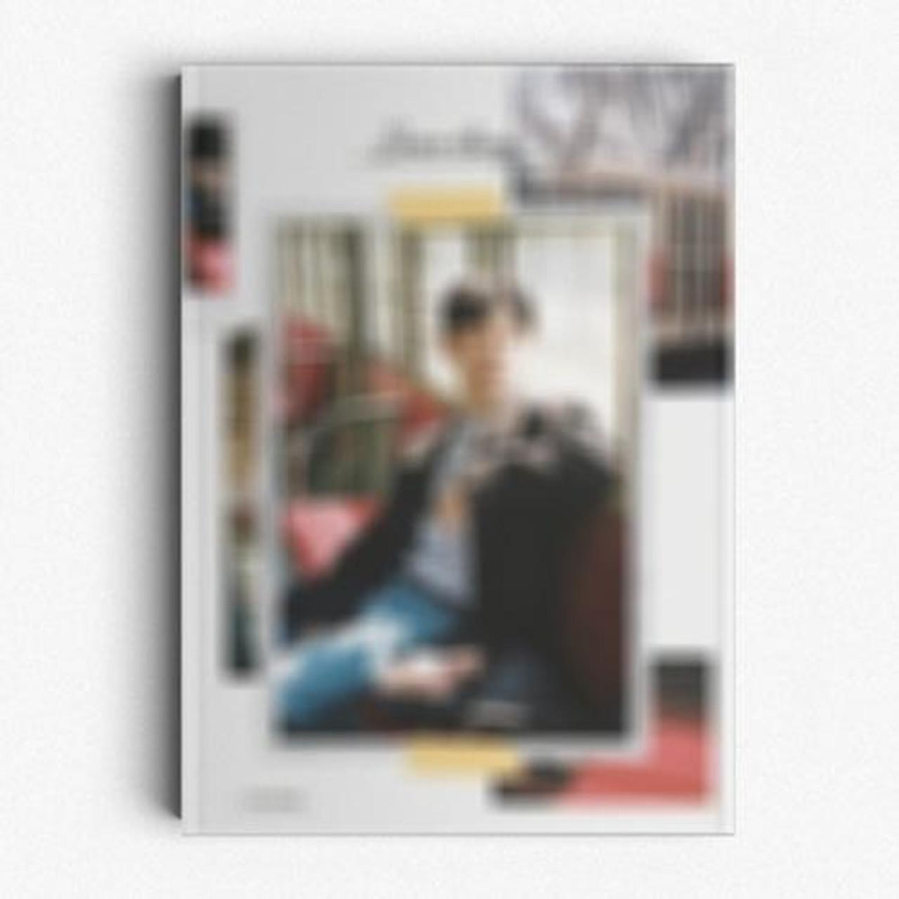 YOON JI SUNG - Special Album [Dear diary] + Poster