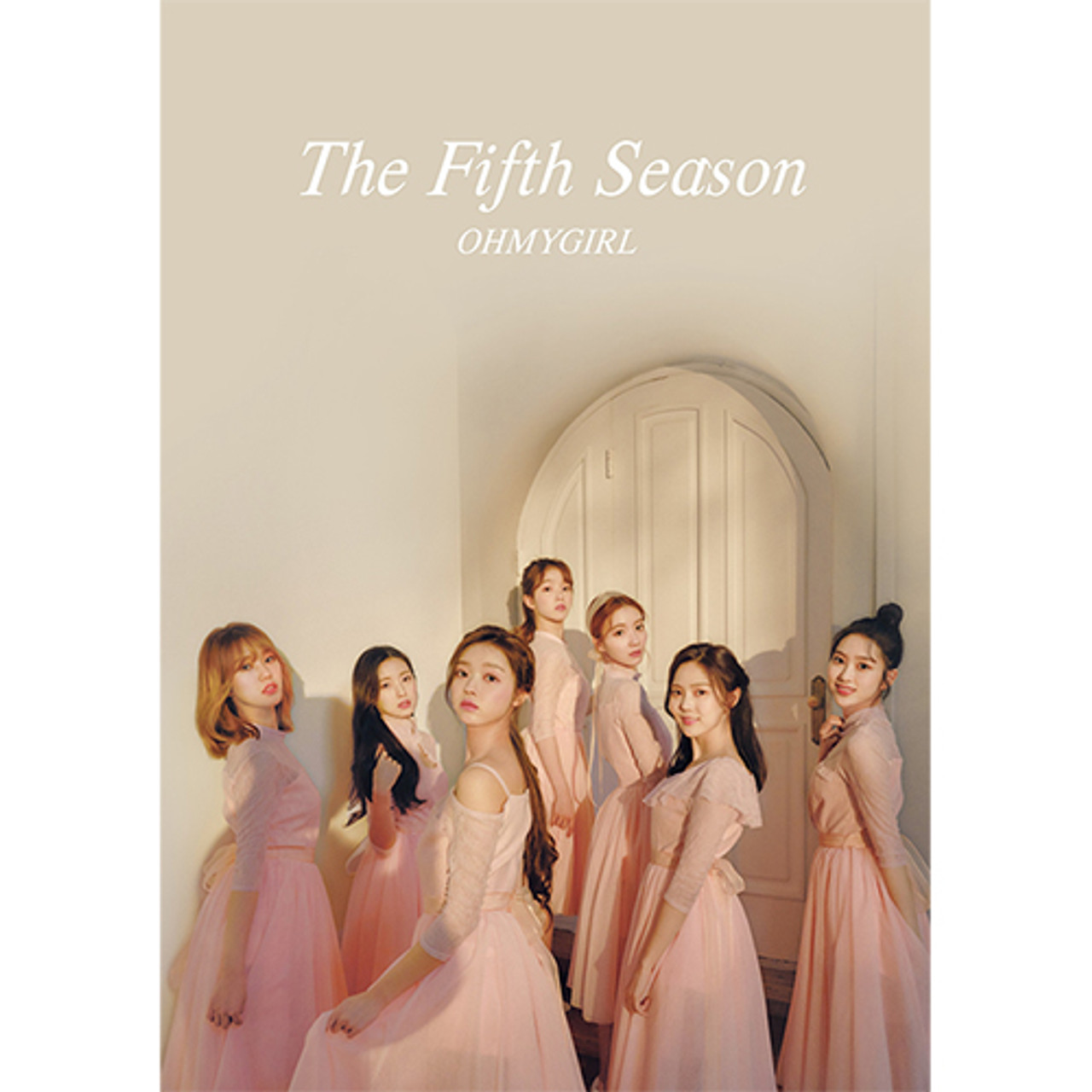 OH MY GIRL - 1st Album  [THE FIFTH SEASON]  PHOTOGRAPHY COVER VER + Poster
