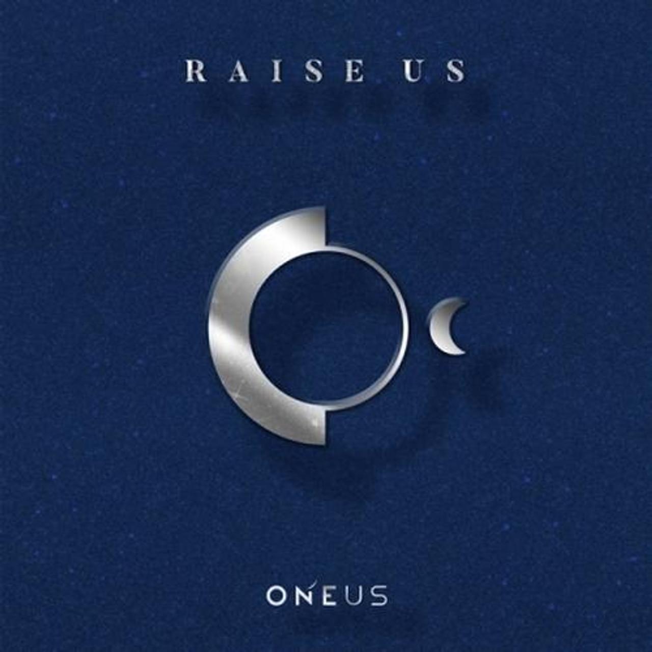 ONEUS - 2nd Mini [RAISE US] (Dawn Ver.)