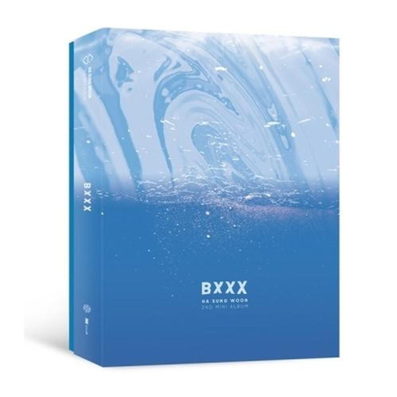 Ha Sung Woon - 2nd Mini [BXXX] + Poster