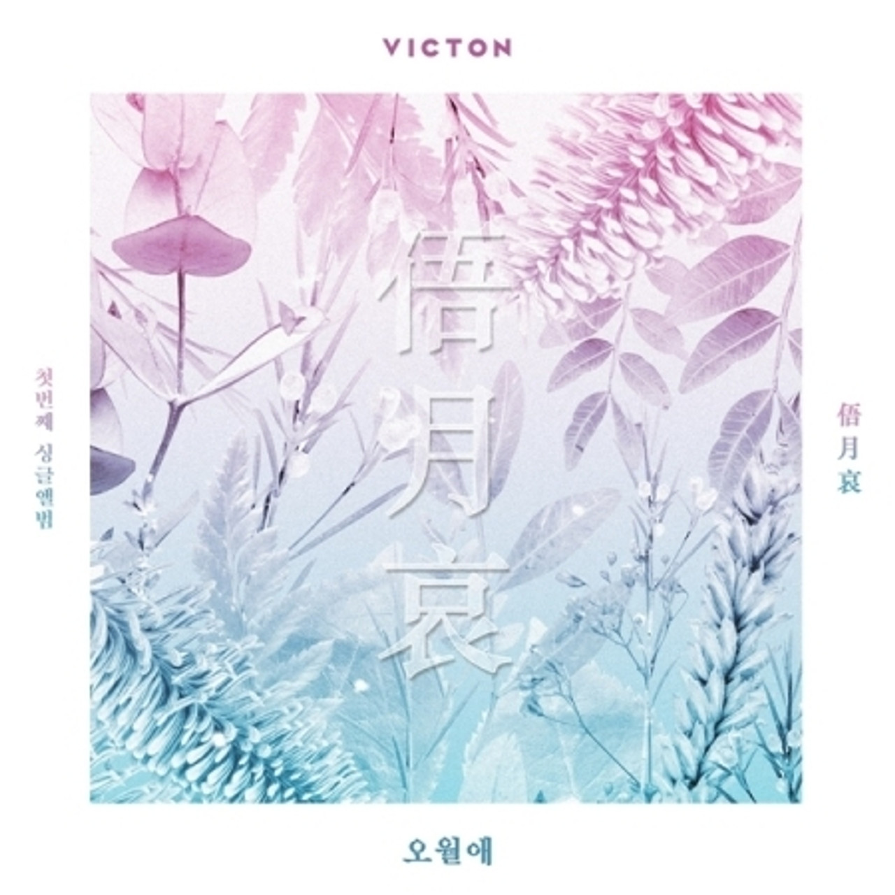 VICTON - 1st Single [???(???) Sad Love Of Youth]
