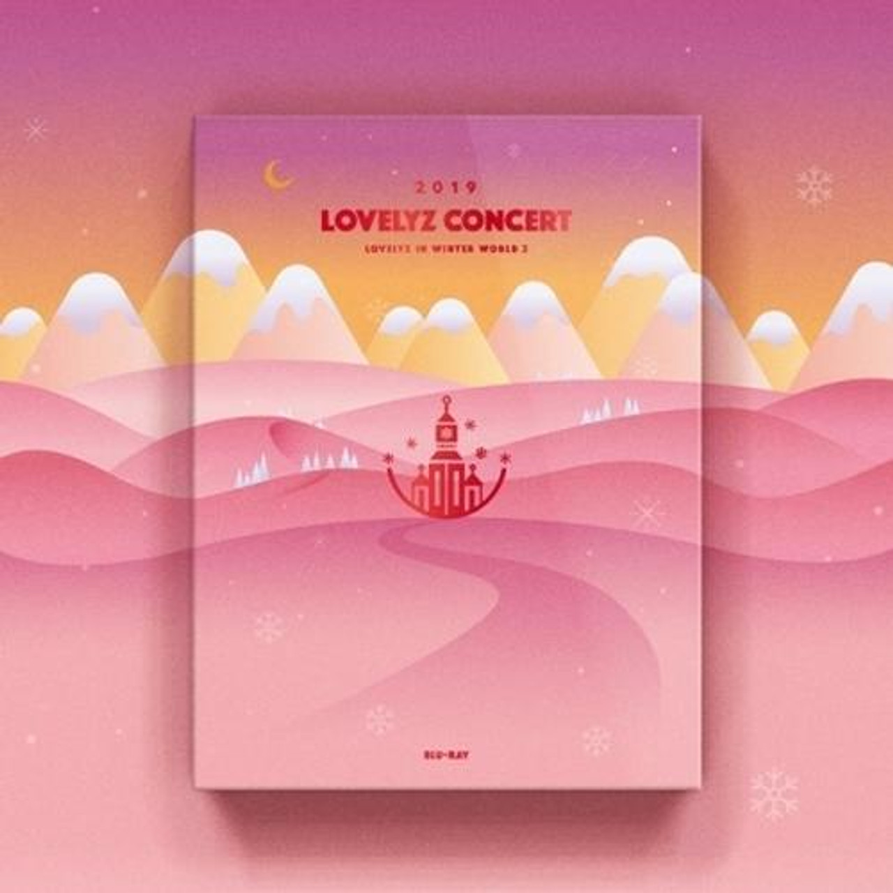 Lovelyz - 2019 LOVELYZ CONCERT [LOVELYZ IN WINTER WORLD 3] BLU-RAY