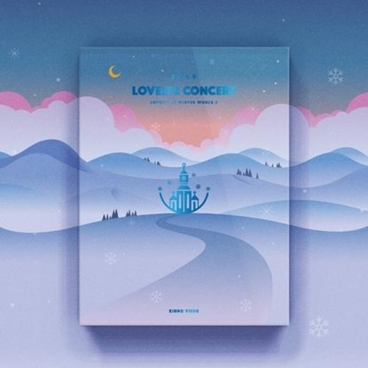 Lovelyz - 2019 LOVELYZ CONCERT [LOVELYZ IN WINTER WORLD 3] KIHNO VIDEO