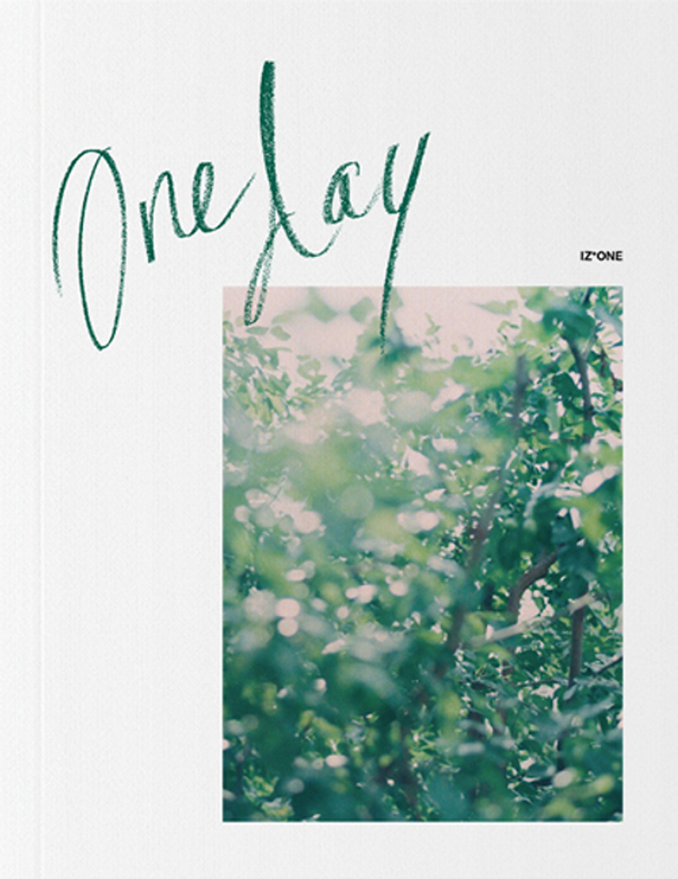IZ*ONE - [ONE DAY] Photo Book