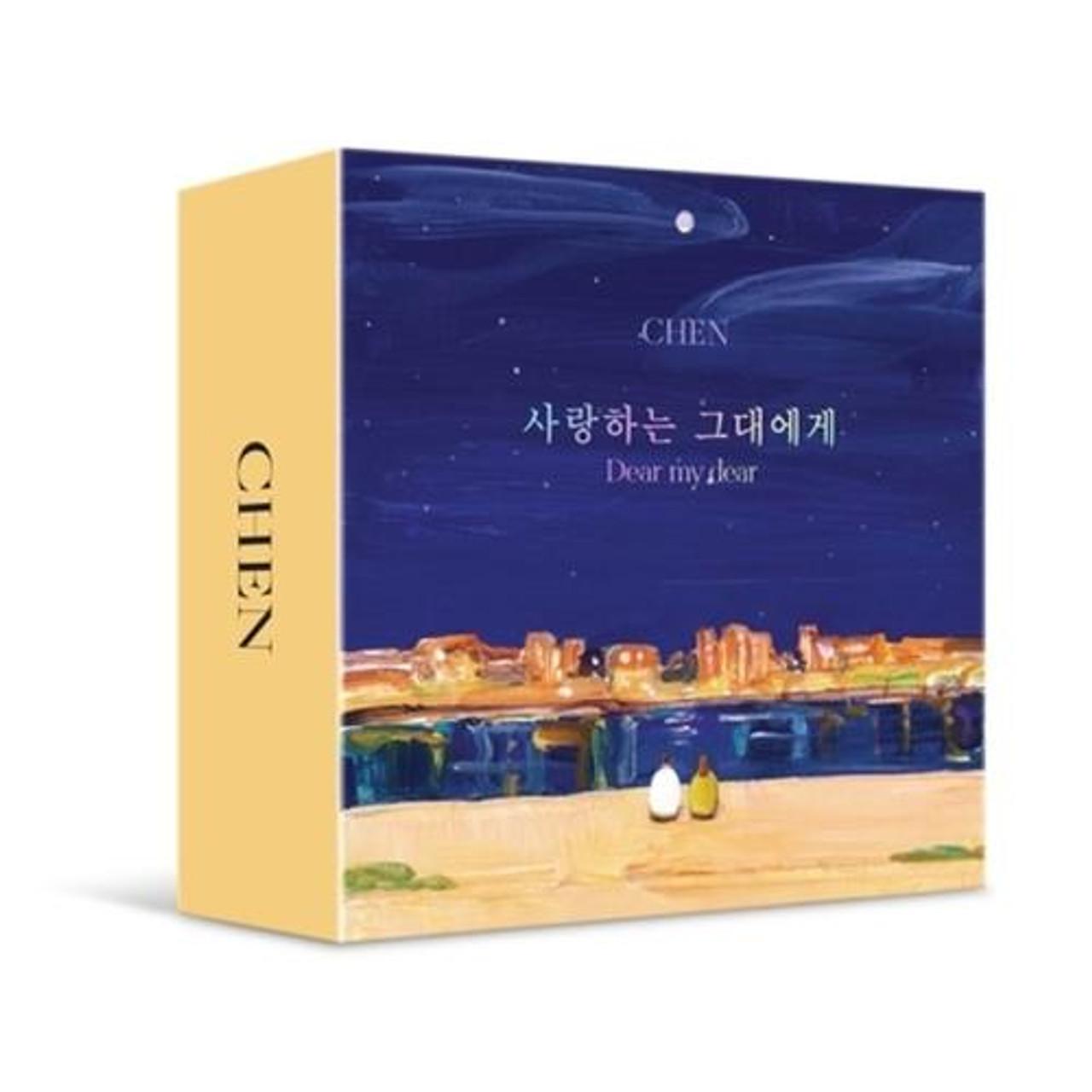 EXO CHEN - 2nd Mini [Dear my dear] KIT album