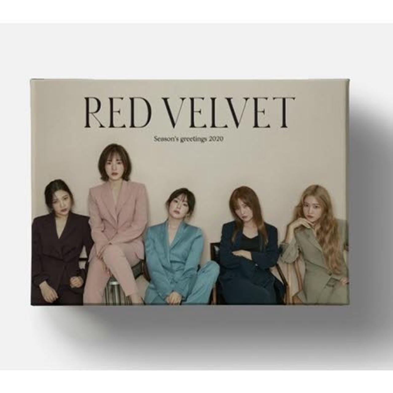 Red Velvet - 2020 Red Velvet SEASONSGREETINGS + Photocard Set