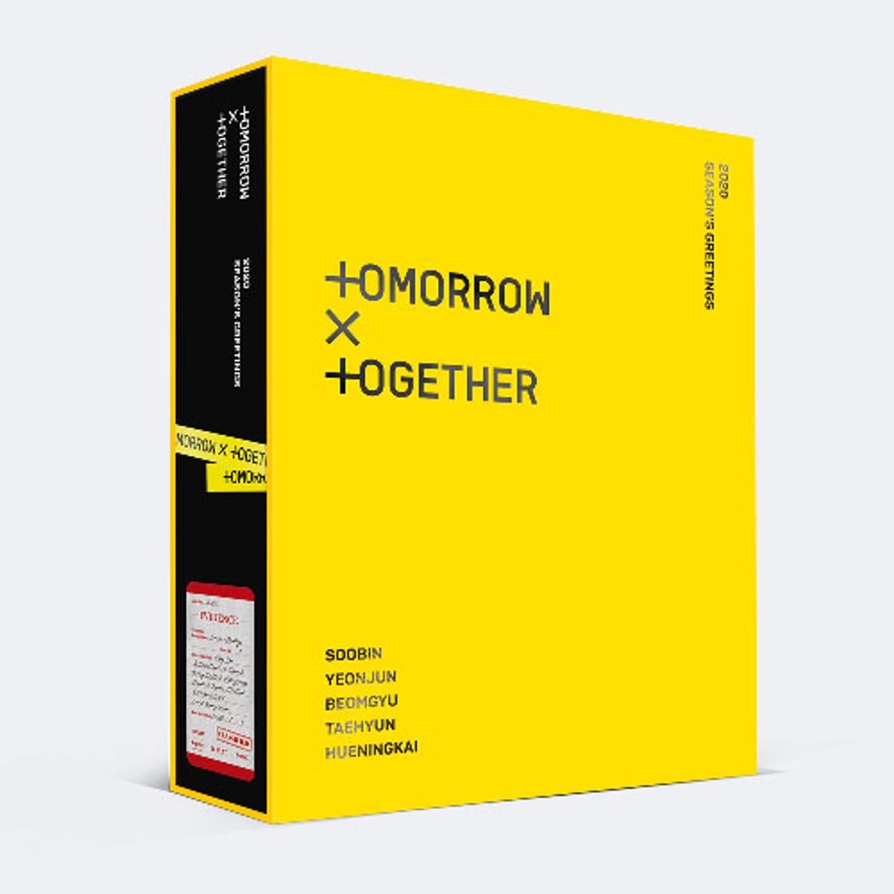 TXT(TOMORROW X TOGETHER) - 2020 SEASONS GREETINGS