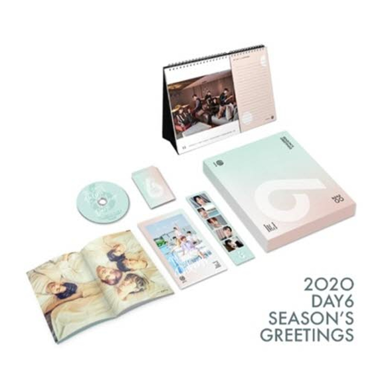DAY6 - 2020 SEASONS GREETINGS