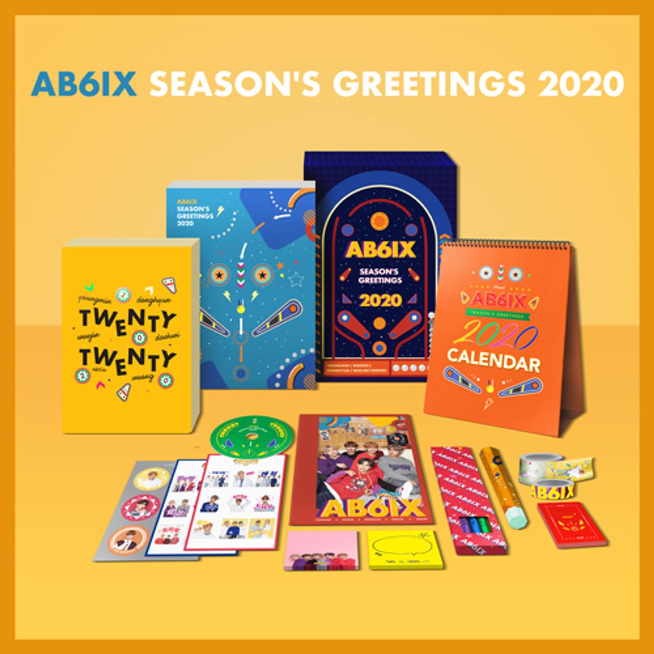 AB6IX 2020 Seasons Greeting