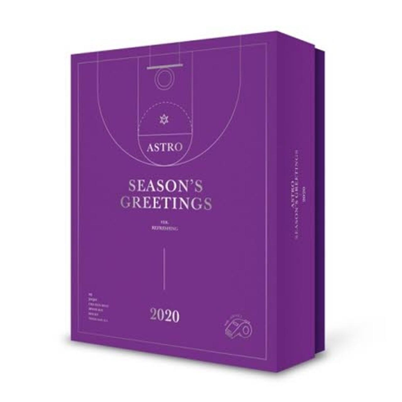 ASTRO - 2020 SEASONS GREETINGS (REFRESHING Ver.)