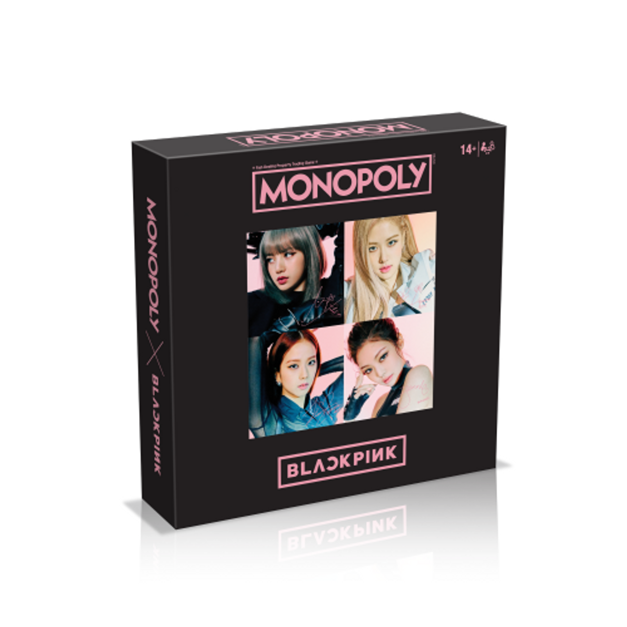 BLACKPINK - IN YOUR AREA MONOPOLY