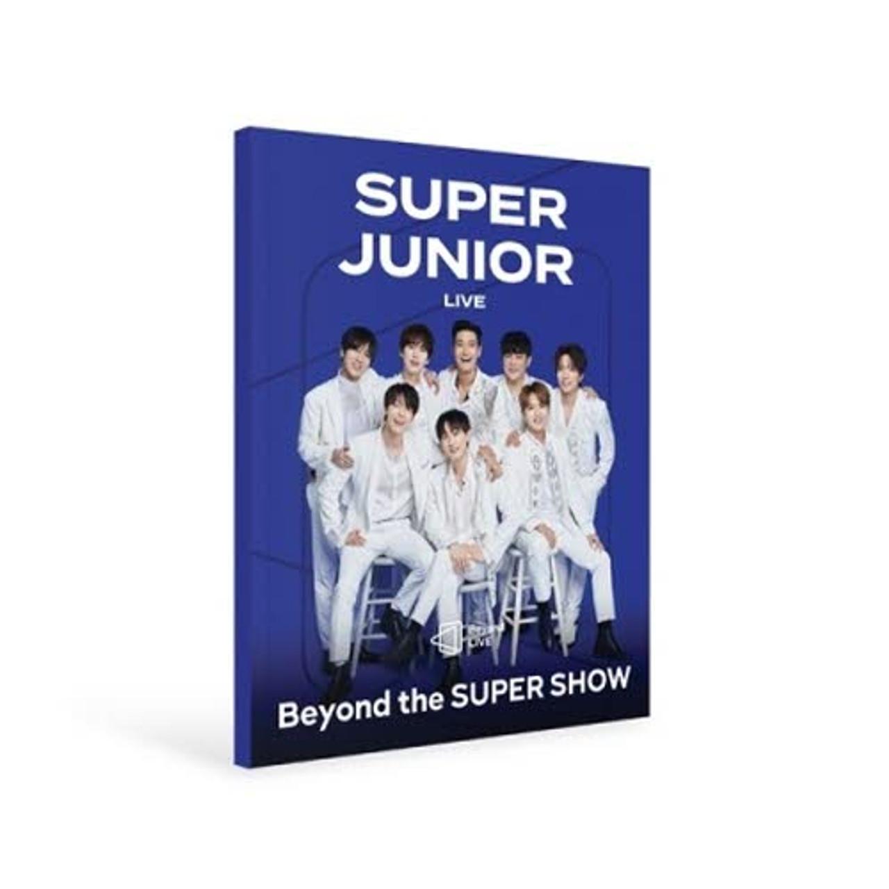 SUPER JUNIOR -Beyond LIVE BROCHURE SUPER JUNIOR [Beyond the SUPER SHOW]
