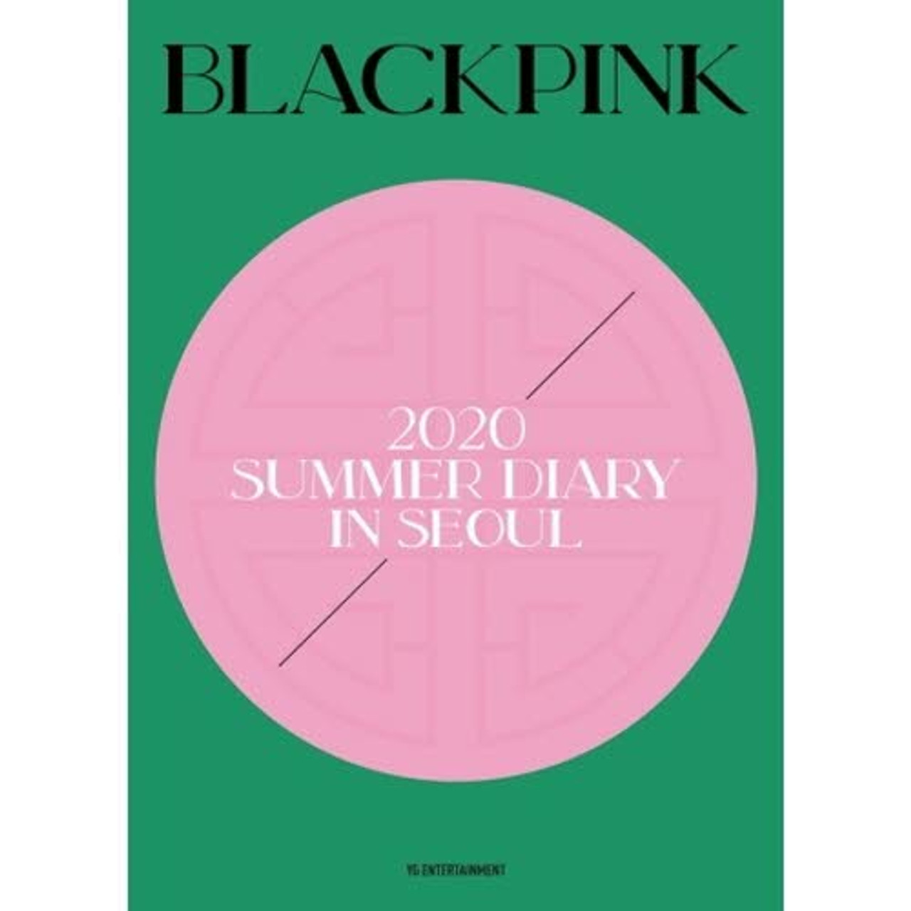 BLACKPINK - 2020 BLACKPINK'S SUMMER DIARY IN SEOUL (DVD)
