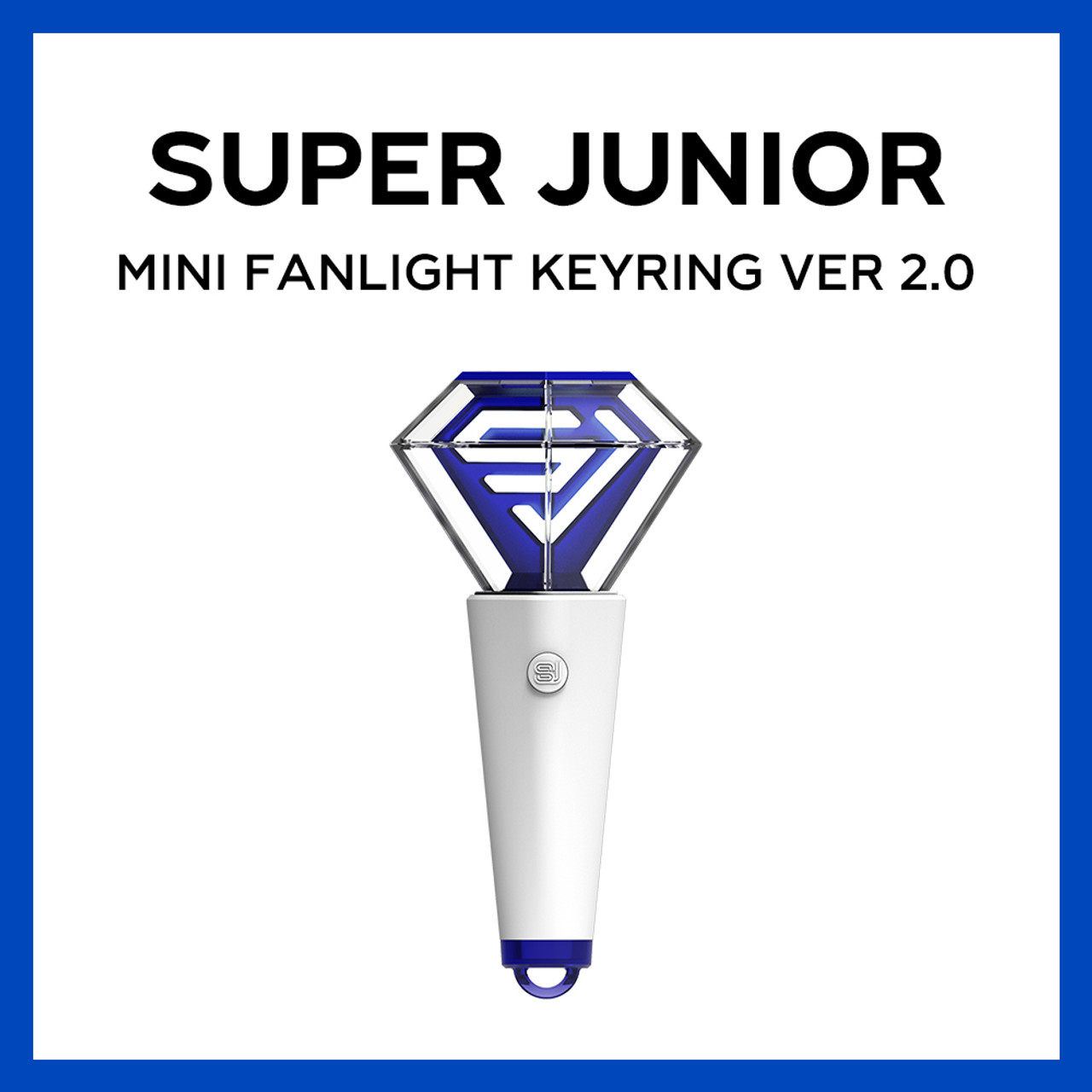 SUPER JUNIOR – MINI FANLIGHT KEYRING VER 2.0