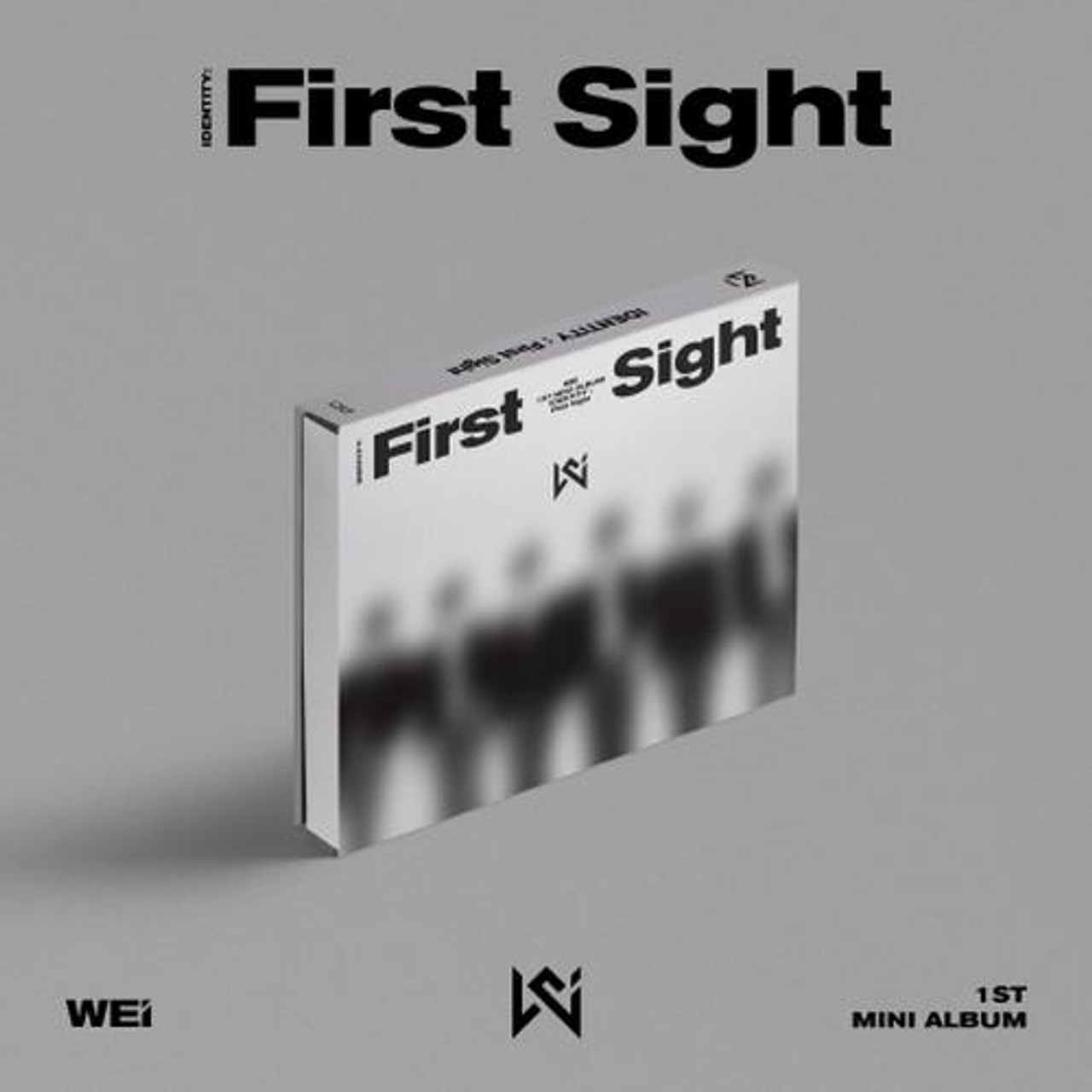 WEi - 1st Mini [IDENTITY : First Sight] (i Ver.) + Poster