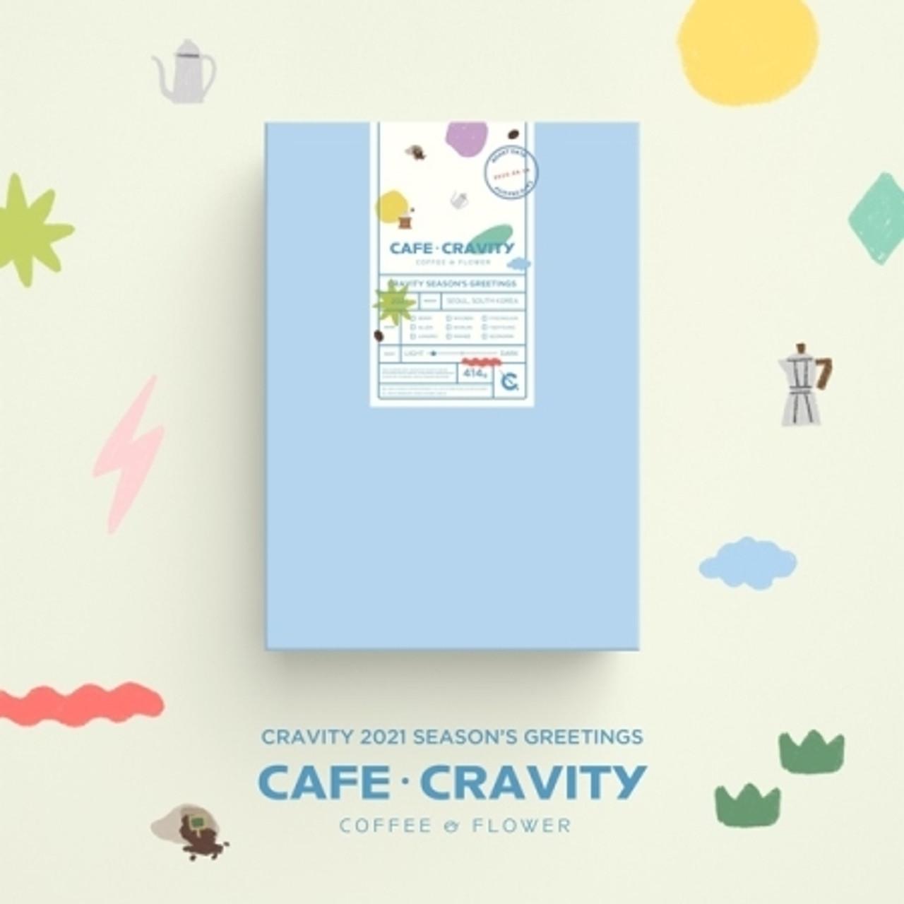 CRAVITY - 2021 SEASONS GREETINGS
