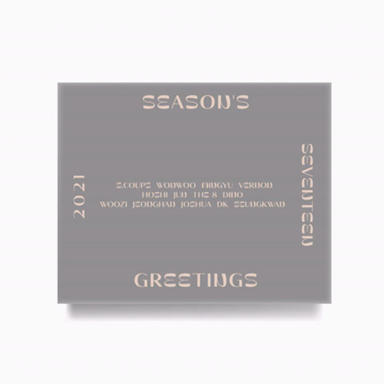 Seventeen - 2021 Seasons Greeting