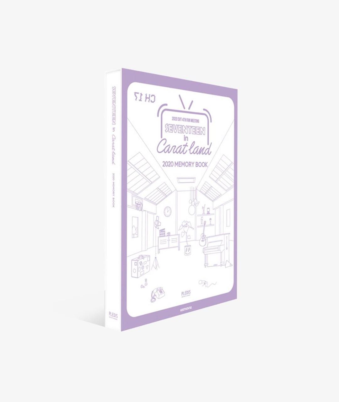 SEVENTEEN - 2020 Memory Book