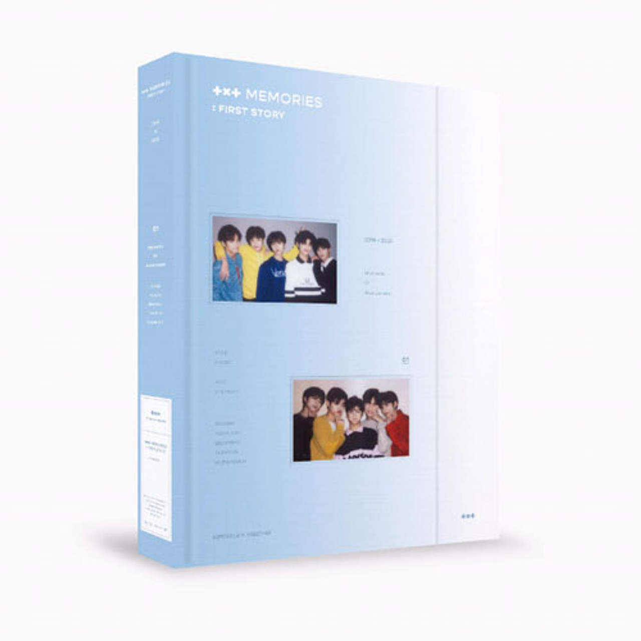 TXT - MEMORIES : FIRST STORY
