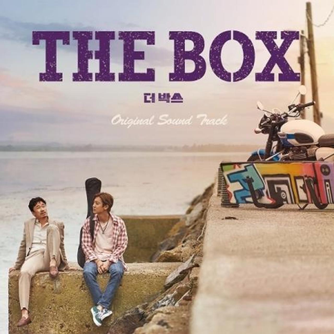 THE BOX O.S.T - Album (Trak list : CHANYEOL)