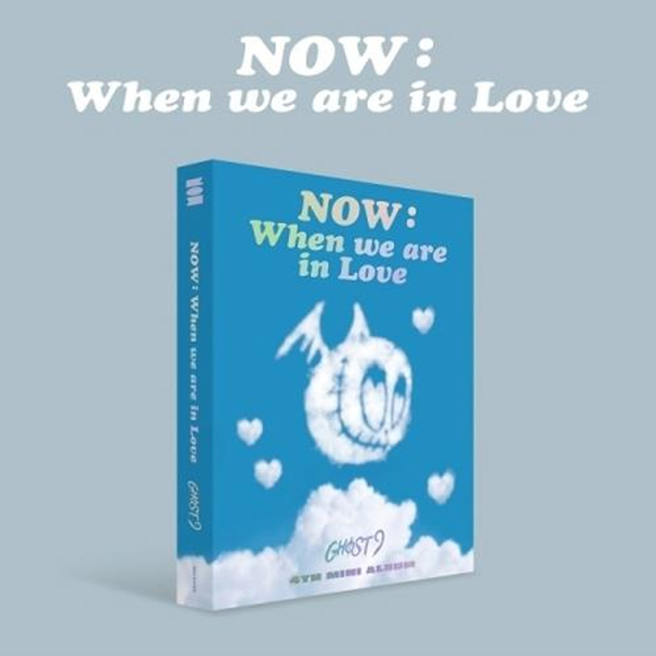 GHOST9 - Vol.2 [NOW : When we are in Love]