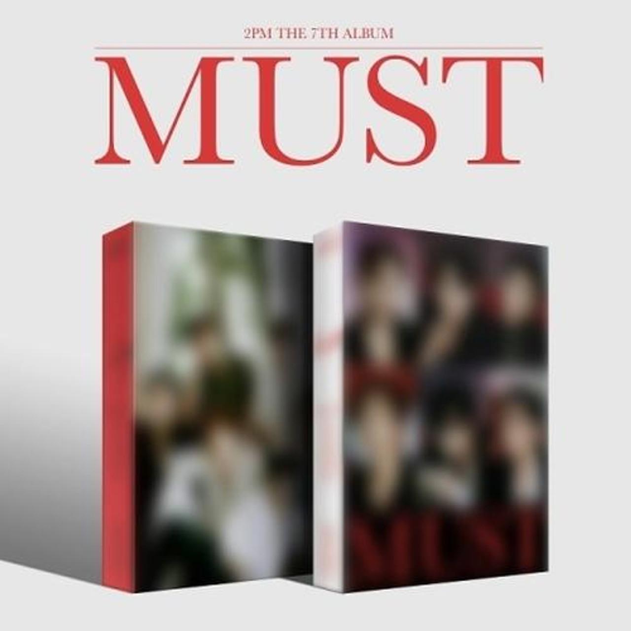 2PM - Vol.7 [MUST] Random Ver.