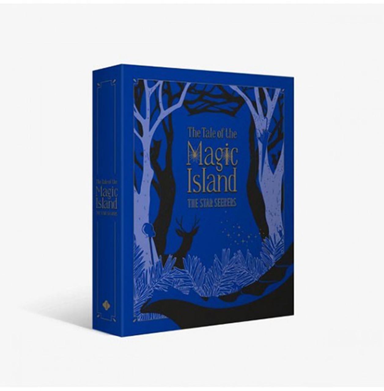 TXT - The Tale of the Magic Island: THE STAR SEEKER (J)