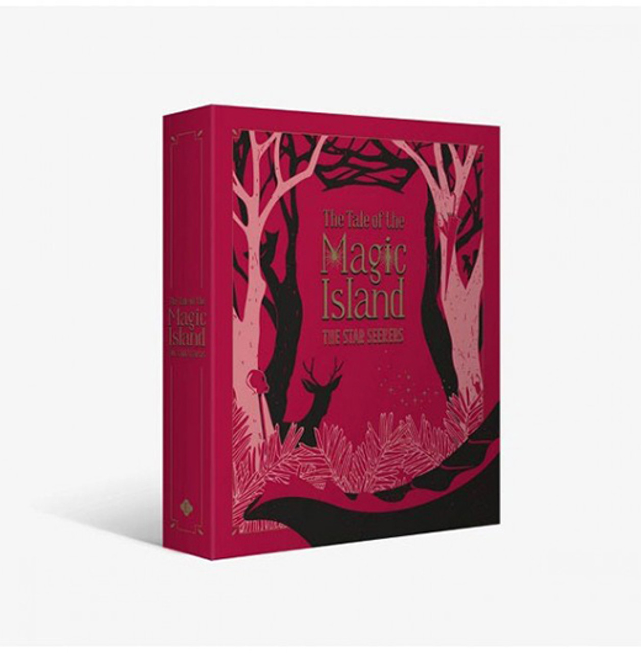 TXT - The Tale of the Magic Island: THE STAR SEEKER (E)