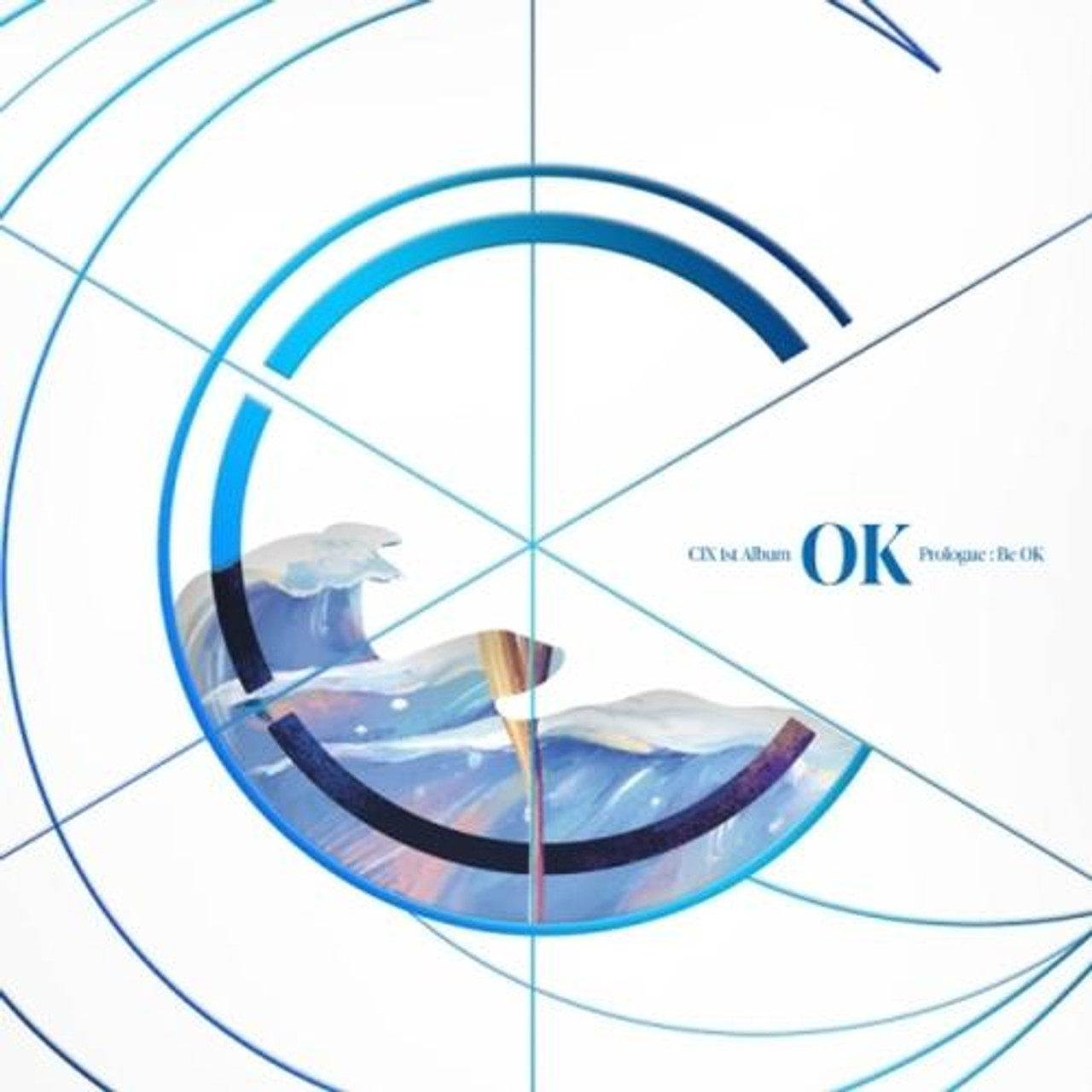 CIX - Vol.1 ['OK' Prologue : Be OK] WAVE Ver