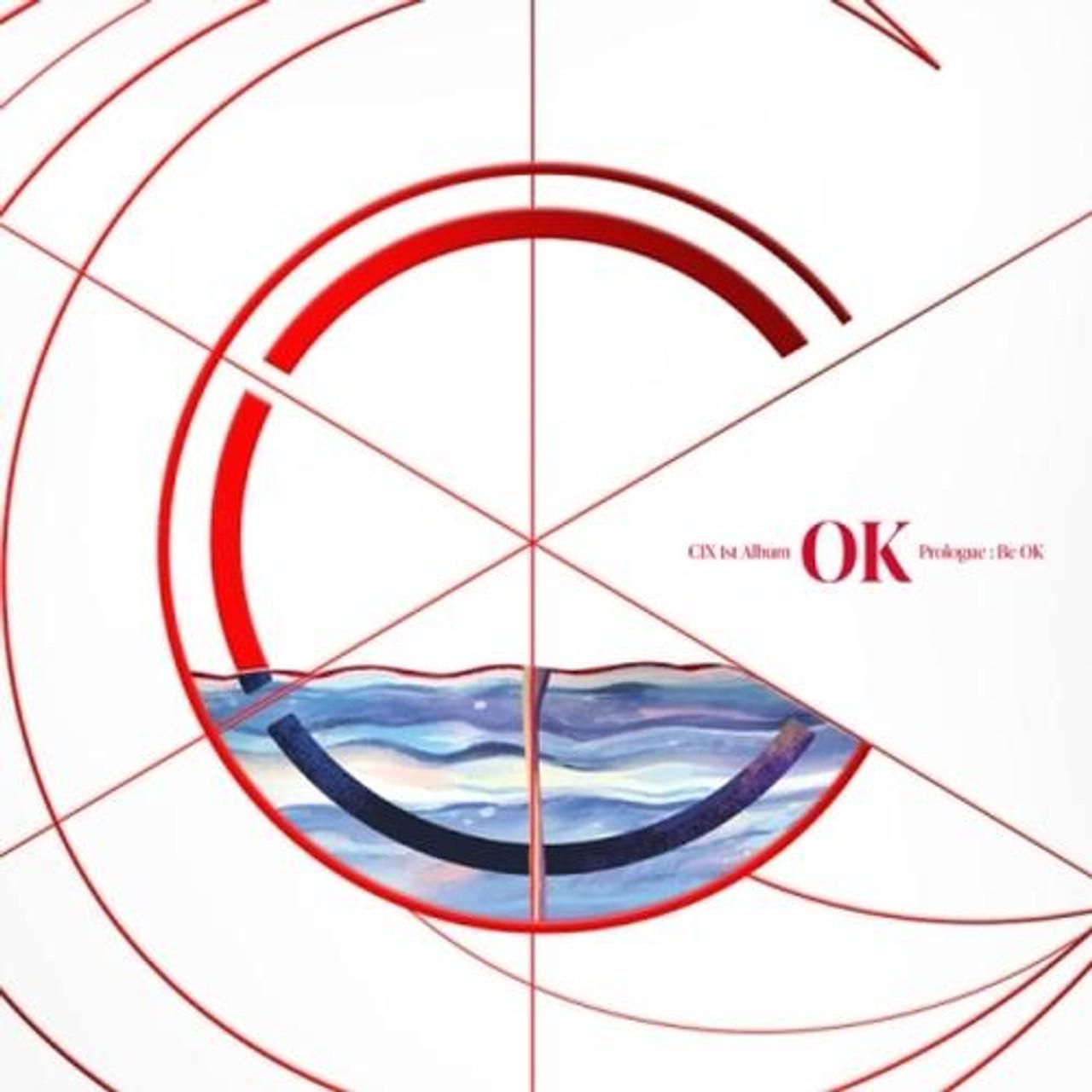 CIX - Vol.1 ['OK' Prologue : Be OK] IPPLE Ver