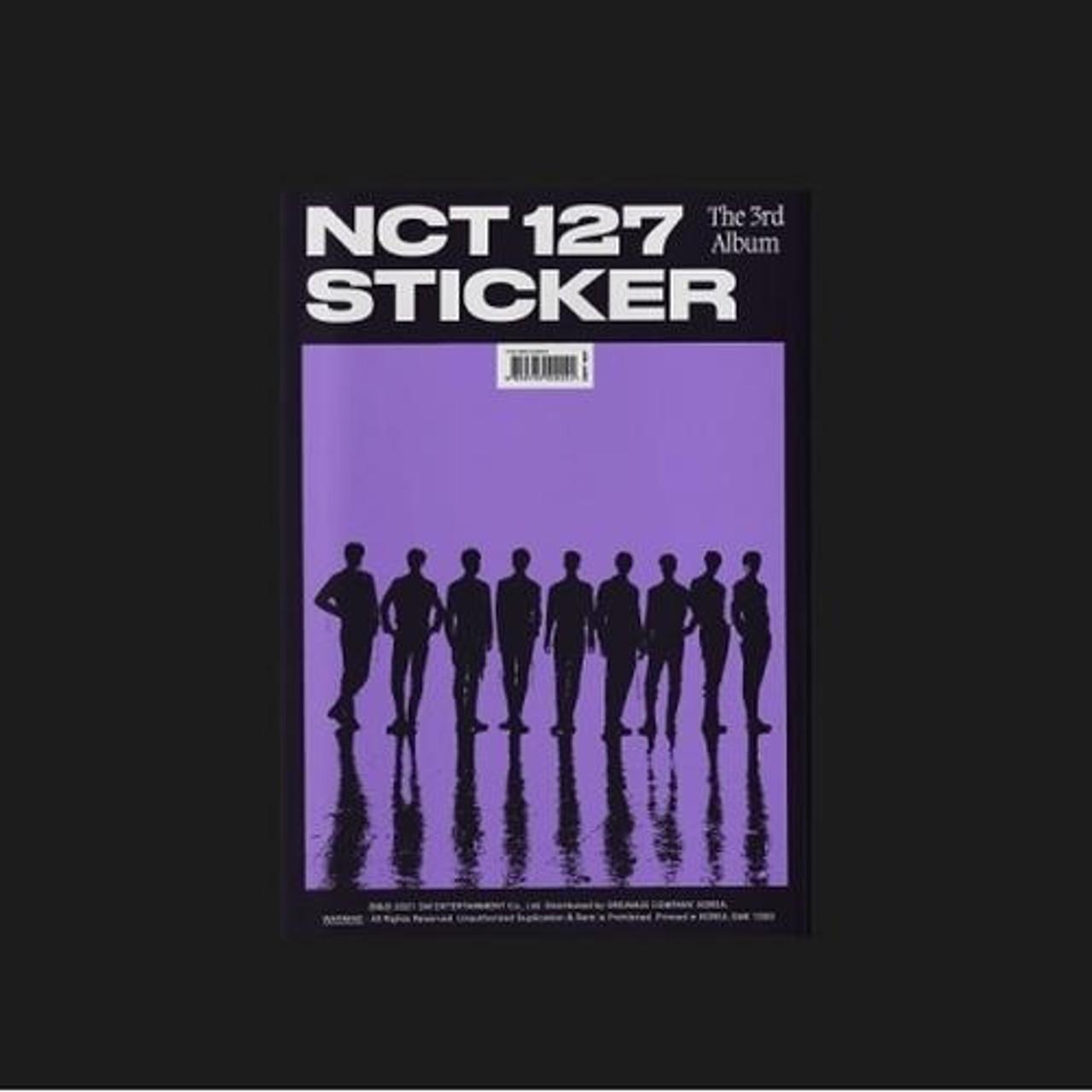 NCT 127 - Vol.3 [Sticker] PhotoBook Ver.