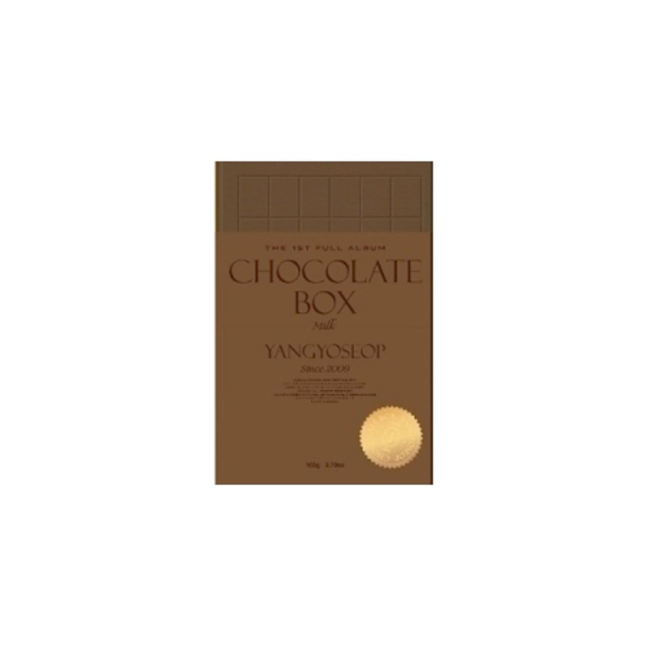 YANGYOSEOP -1st [Chocolate Box] Milk Ver.