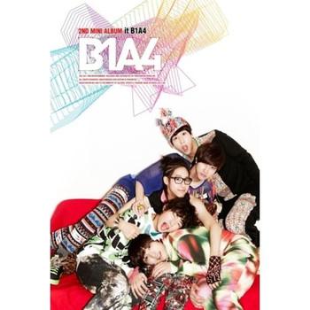 B1A4 - IT B1A4(2ND SPECIAL mini)