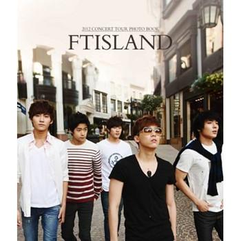 FT Island/2012 CONCERT TOUR PHOTO BOOK