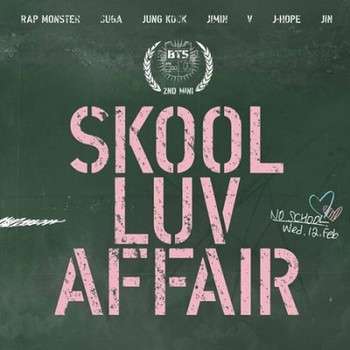 BTS - SKOOL LUV AFFAIR (2nd mini)