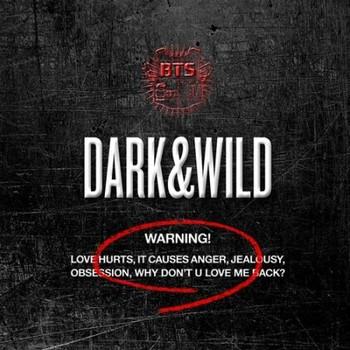 BTS - 1st Album [DARK&WILD]
