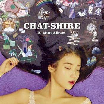 IU - 4th Mini / CHAT-SHIRE